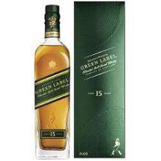Foto Whisky Johnnie Walker Green Label 15 Anos 750 Ml | Submarino
