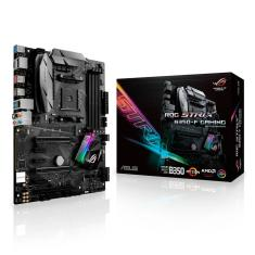 Foto Placa Mãe Asus Rog Strix B350-f Gaming Am4 USB 3.1 | Yess Magazine*