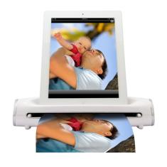 Foto Scanner Port�til Ion para Ipad, USB - Branco | Carrefour