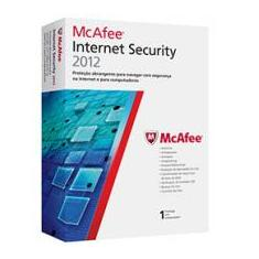 Foto Antivírus Internet Security 2012 - McAfee | Magazine Luiza