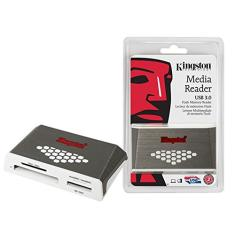 Foto Leitor Cartão Kingston Usb 3.0 Hi Speed Fcr-hs4 Multi Reader | Amazon