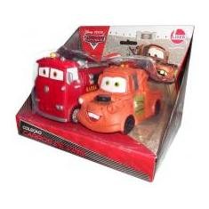 Foto Carros de Vinil - Red e Mate - Disney Cars - Líder | Magazine Luiza.