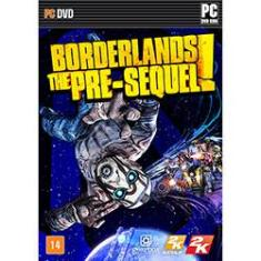 Foto Game - Borderlands: The Pre-Sequel! - PC | Shoptime