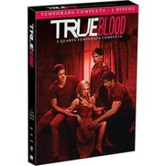 Foto Coleção DVD True Blood: 4ª Temporada Completa (5 DVDs) | Shoptime