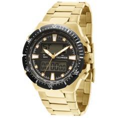 4bbea600f0d Relógio de Pulso Masculino Technos Analógico Digital Cia Dos ...