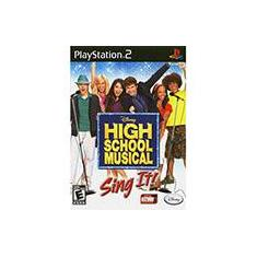Foto Game High School Musical: Sing it! PS2 | Americanas