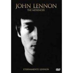 Foto DVD Eternamente Lennon - The Messenger - John Lennon | Submarino
