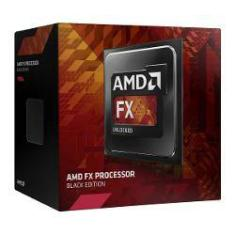 Foto Processador Amd Fx-8370 Black Edition 4.0 Ghz (4.3 Ghz Turbo)  8-Core 16mb Am3+ Box Fd8370frhkbox | Submarino