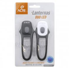 Foto Pisca Acte Sports A36 Duo Led - BRANCO/PRETO Acte Sports | Centauro