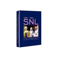 Foto DVD Saturday Night Live: The Complete Fifth Season- Importado - 7 DVDs | Submarino