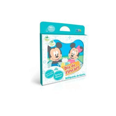 Imagem de Livro Infantil de Banho Disney Baby 2508 Toyster