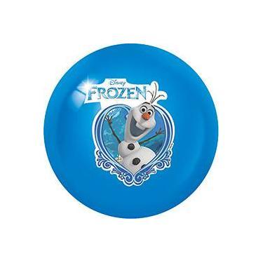 Bola Vinil Líder Brinquedos Frozen 9efc142a58eda