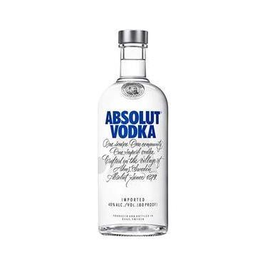 Vodka Absolut - 750ml