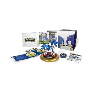 Sonic Generations Collectors Edition - PS3