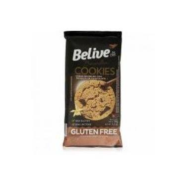 Cookies de baunilha sem glúten Belive