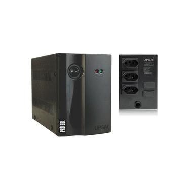 Estabilizador de Tensão Upsai Pro Gel 2kva 2000va 1400w 220v/220v Modelo 51050106