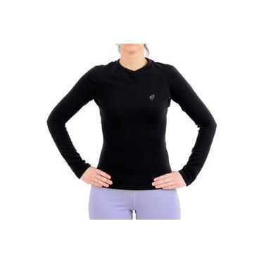 Blusa Térmica Segunda Pele Feminino X-power Solo Polartec