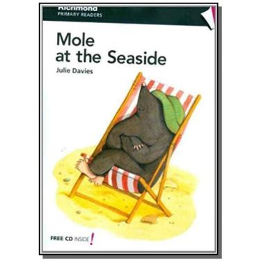 Mole At The Seaside + CD - Davies, Julie - 9788516084929