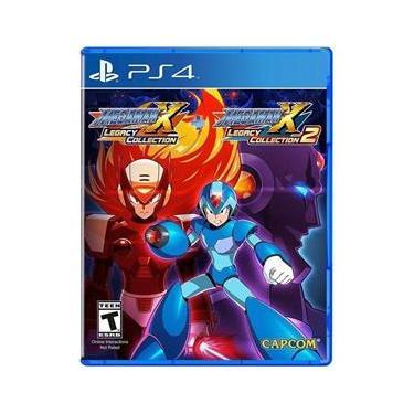 Mega Man X Legacy Collection 1+2 - PS4