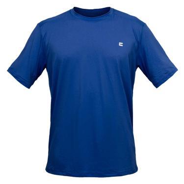Imagem de Camiseta Active Fresh Mc - Masculino Curtlo GGG Marinho