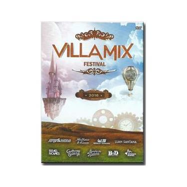 Imagem de Dvd Villa Mix Festival 5ª Edi_ão - Diversos Nacionais