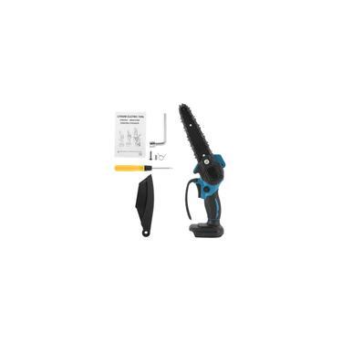 Majito-Serra de corrente elétrica, 6 motosserra - Com/sem bateria, eu/us