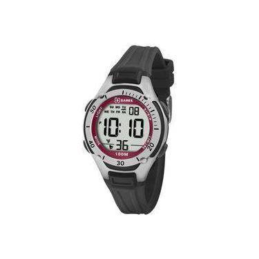 f71fb1633c6 Relógio Feminino X-games Xkppd016 bxpx - Preto prata