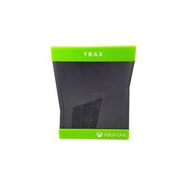 Suporte Console X-box Parede One Slim Verde