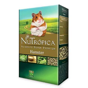 Ração Nutrópica Natural para Hamster - 300g