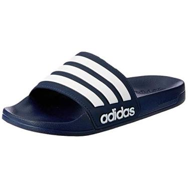 Chinelo Adidas Adilette Shower Masculino - Azul Marinho