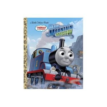Blue Mountain Mystery (Thomas & Friends (Hardcover))