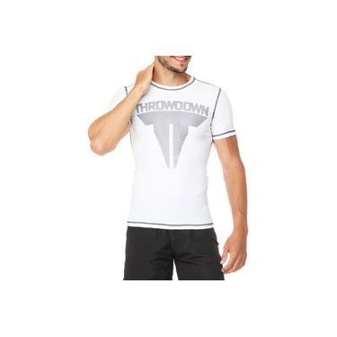 Camiseta Mergulho Throwdown Lycra Smash
