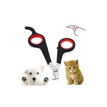 Alicate Cortador Unha Cães Gatos Cachorro Cão Tesoura Universal Pet +