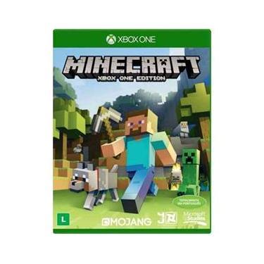 Jogo Novo Lacrado Midia fisica Minecraft Para Xbox One