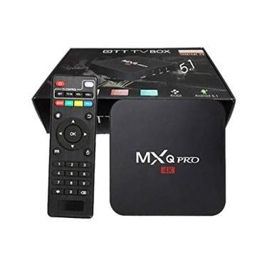 Tv Box MXQ Pro 4K Tv Box - teste