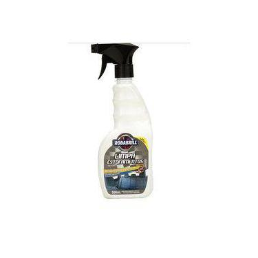 Limpa Estofamento Gatilho (500ml) - Rodabrill