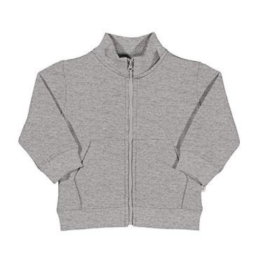 dd6878c6b39fe Camisa, Camiseta e Blusa Blusão Cinza   Moda e Acessórios   Comparar ...