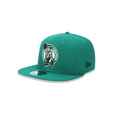 Bone 950 Original Fit Boston Celtics Nba Aba Reta Snapback Verde New Era