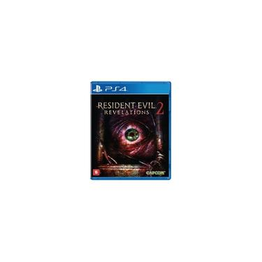 Jogo Game Resident Evil Revelations 2 - Ps4