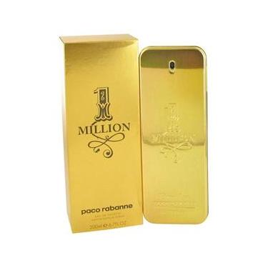 Perfume/Col. Masc. 1 Million Paco Rabanne 200 ML Eau De Toilette