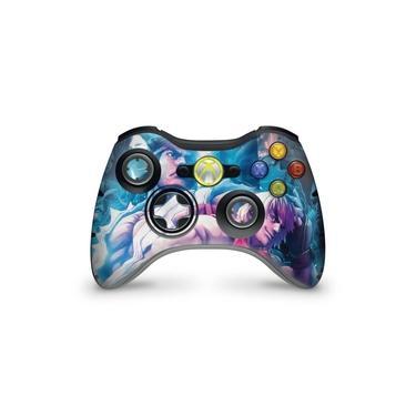 Skin Adesivo Para Xbox 360 Controle - Street Fighter