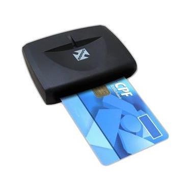 Leitor e gravador de smart card para certificado digital