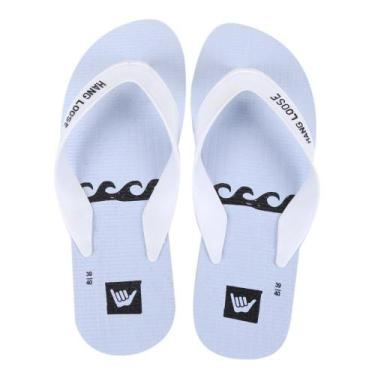 Chinelo Hang Loose Waves Masculino