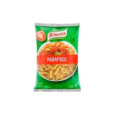 Massa Knorr Parafuso Sêmola 500g