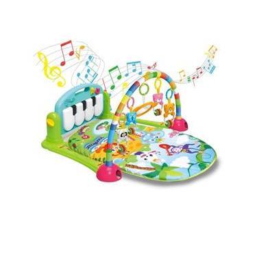 Imagem de Tapete Piano de Atividades Azul - Dican