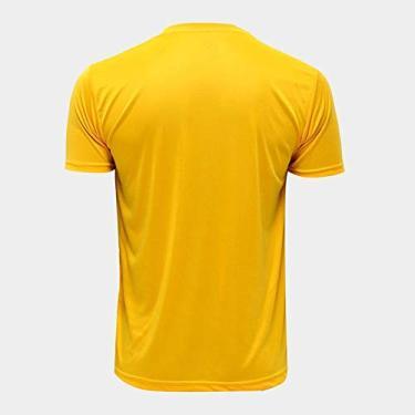 Imagem de Camisa Brasil CBF Logo Amarela
