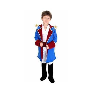Fantasia Pequeno Príncipe Infantil Completa de Luxo Sulamericanas 5f7291adc0f