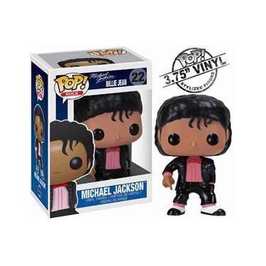Imagem de Michael Jackson Billie Jean #22 - Funko Pop! Rock