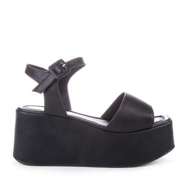 Sandália Carolina Frida Shoes Napa Preto - 35
