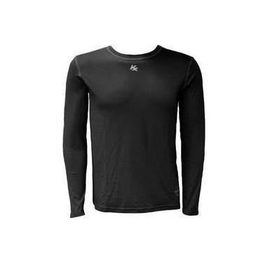dbfceddc97 Camisa Termica Kanxa Com Proteção Uv Bactericida